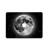 Decal Skin Set for Apple MacBook Air Pro (Earth Galaxy Black)