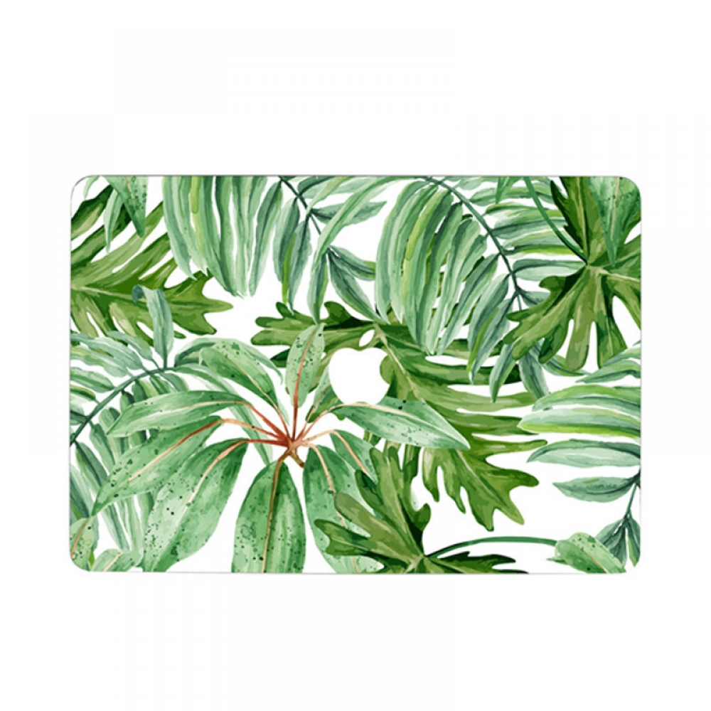 10% OFF + FREE SHIPPING, Buy PDair MacBook Air Pro Decal Wrap Skin Set (Palm Tree Leave) which is availble for MacBook 12
