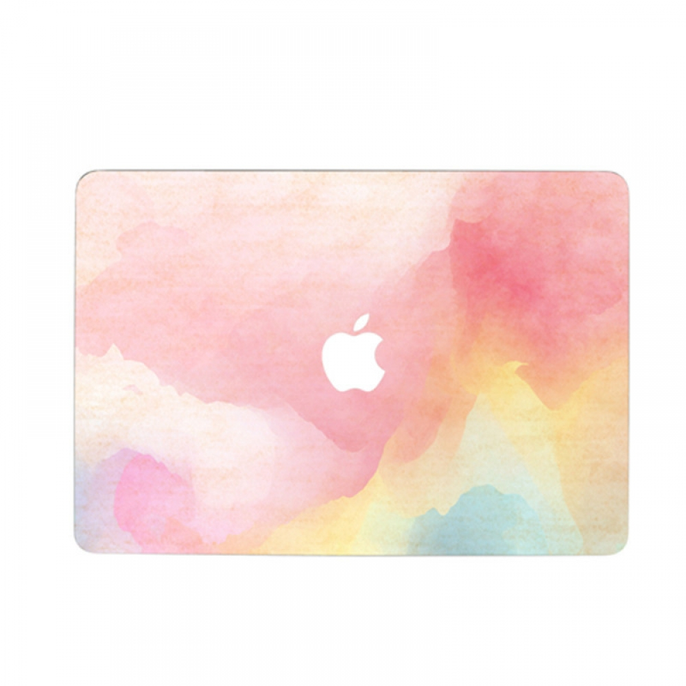 10% OFF + FREE SHIPPING, Buy PDair MacBook Air Pro Decal Wrap Skin Set (Sweet Candy Paint) which is availble for MacBook 12