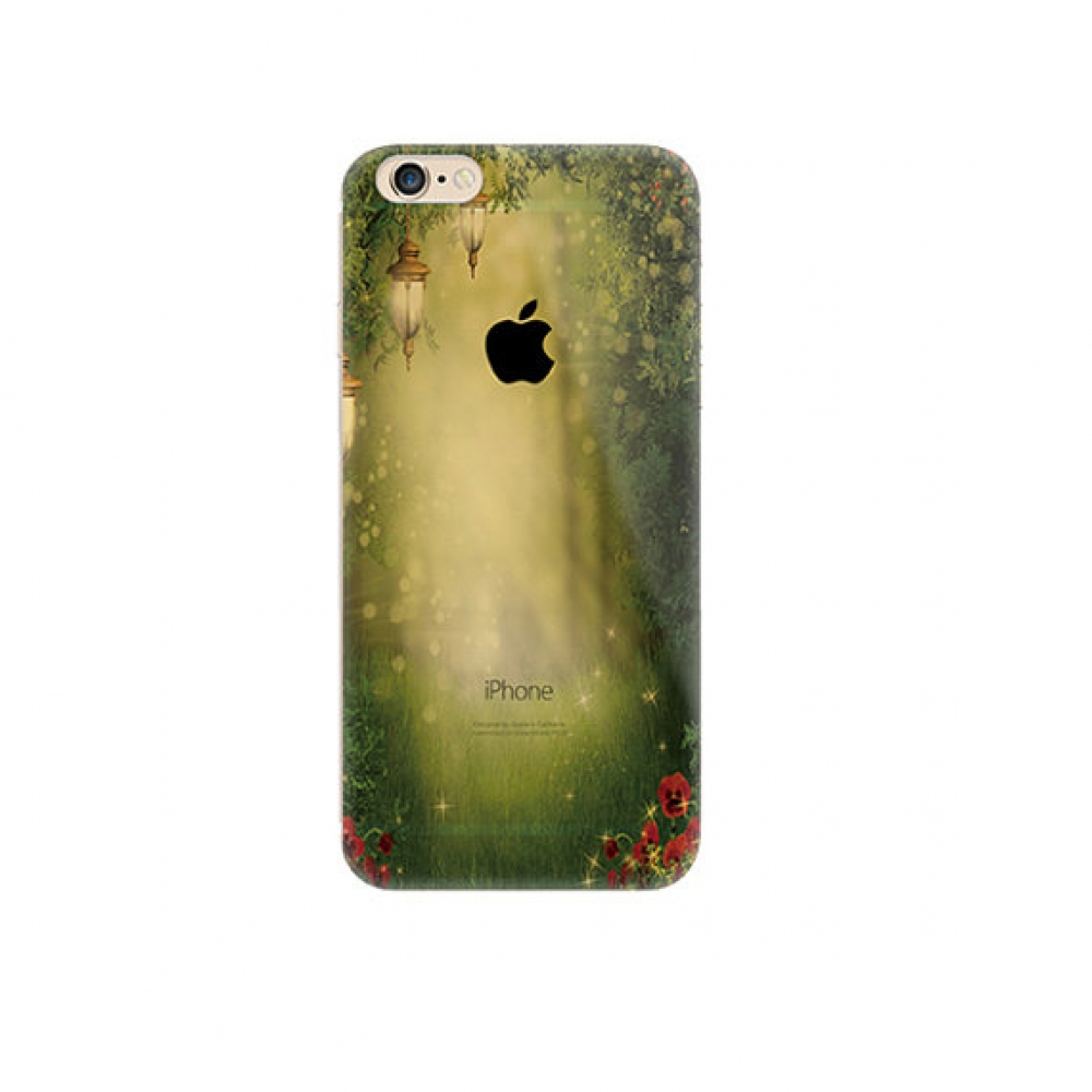 10% OFF + FREE SHIPPING, Buy PDair iPhone Pattern Printed Soft Clear Case (Magic Forest) which is available for iPhone 6 | iPhone 6s, iPhone 6 Plus | iPhone 6s Plus, iPhone 5 | iPhone 5s SE. You also can go to the customizer to create your own stylish lea