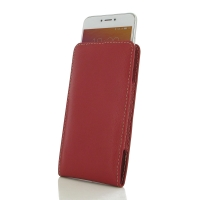 Leather Vertical Pouch Case for Meizu Pro 6 (Red)