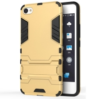 MEIZU U10 Tough Armor Protective Case (Gold)
