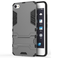 MEIZU U10 Tough Armor Protective Case (Grey)