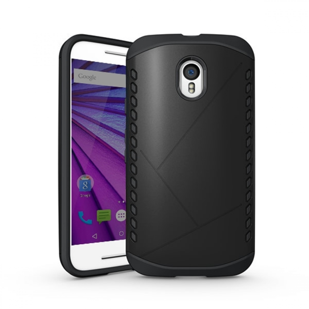 10% OFF + FREE Shipping, Buy Best PDair Premium Protective Moto G 3rd Gen 2015 Hybrid Combo Aegis Armor Case Cover (Black) online. You also can go to the customizer to create your own stylish leather case if looking for additional colors, patterns and typ