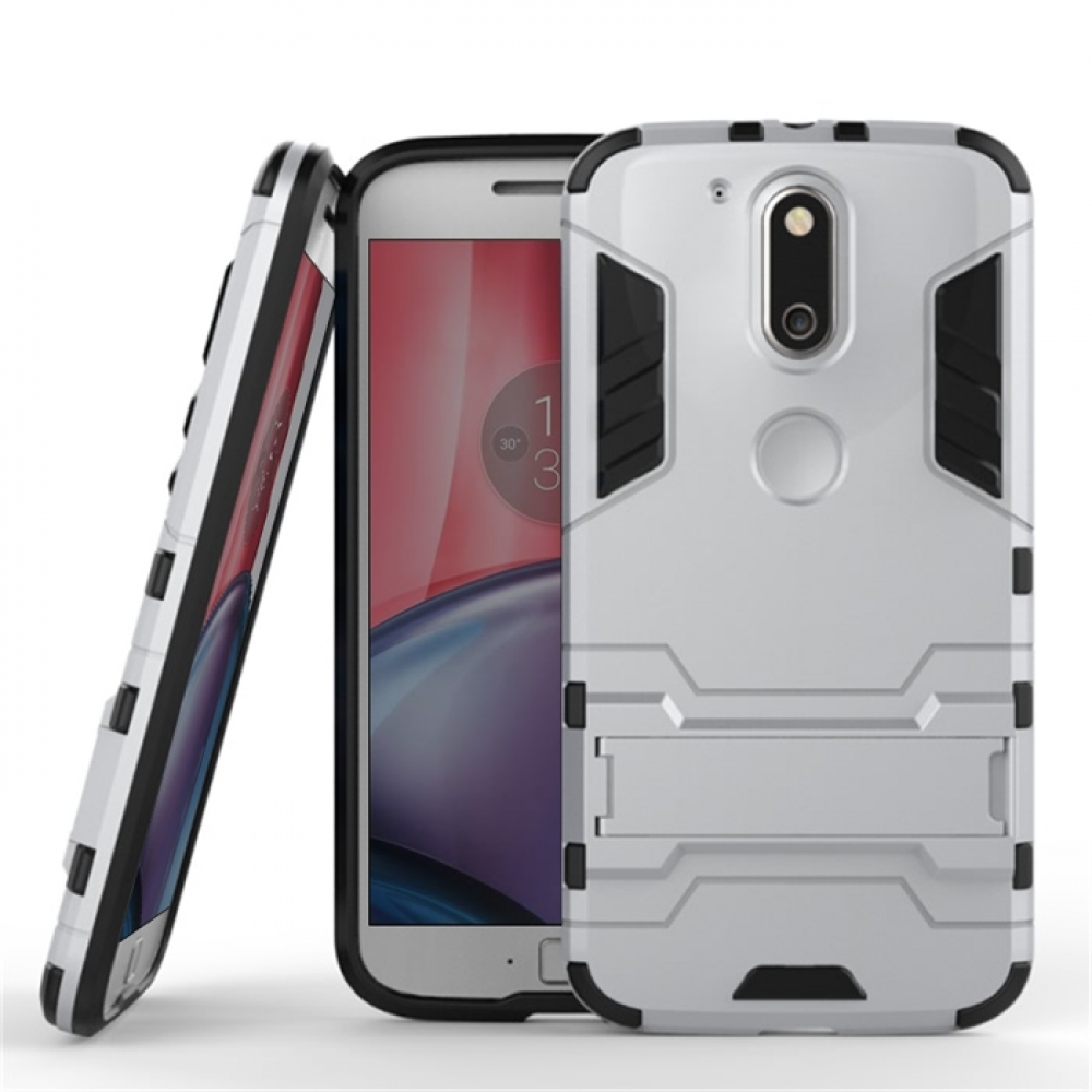 10% OFF + FREE SHIPPING, Buy Best PDair Quality Moto G4 Plus Tough Armor Protective Case (Silver) online. You also can go to the customizer to create your own stylish leather case if looking for additional colors, patterns and types.