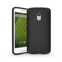 10% OFF + FREE Shipping, Buy Best PDair Premium Protective Moto X Play Hybrid Combo Aegis Armor Case Cover (Black) online. You also can go to the customizer to create your own stylish leather case if looking for additional colors, patterns and types.