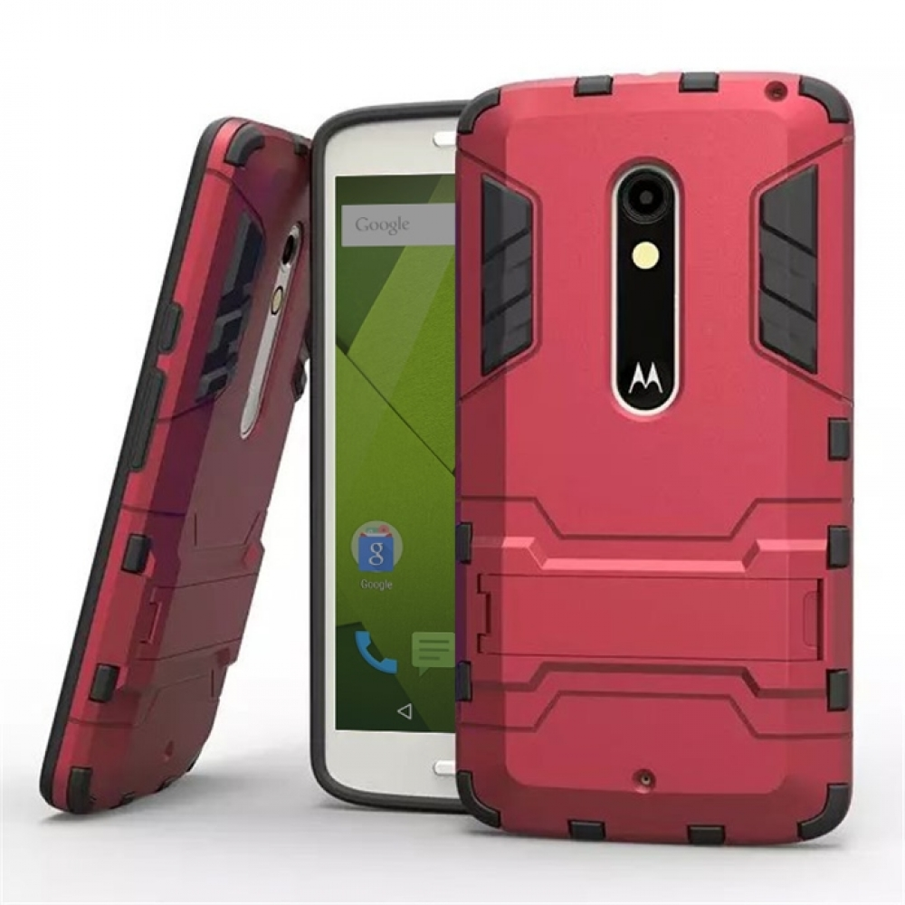 10% OFF + FREE SHIPPING, Buy Best PDair Quality Moto X Play Tough Armor Protective Case (Red) online. You also can go to the customizer to create your own stylish leather case if looking for additional colors, patterns and types.
