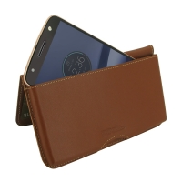 10% OFF + FREE SHIPPING, Buy Best PDair Top Quality Handmade Protective Moto Z Force Genuine Leather Wallet Pouch Case (Brown) online. You also can go to the customizer to create your own stylish leather case if looking for additional colors, patterns and