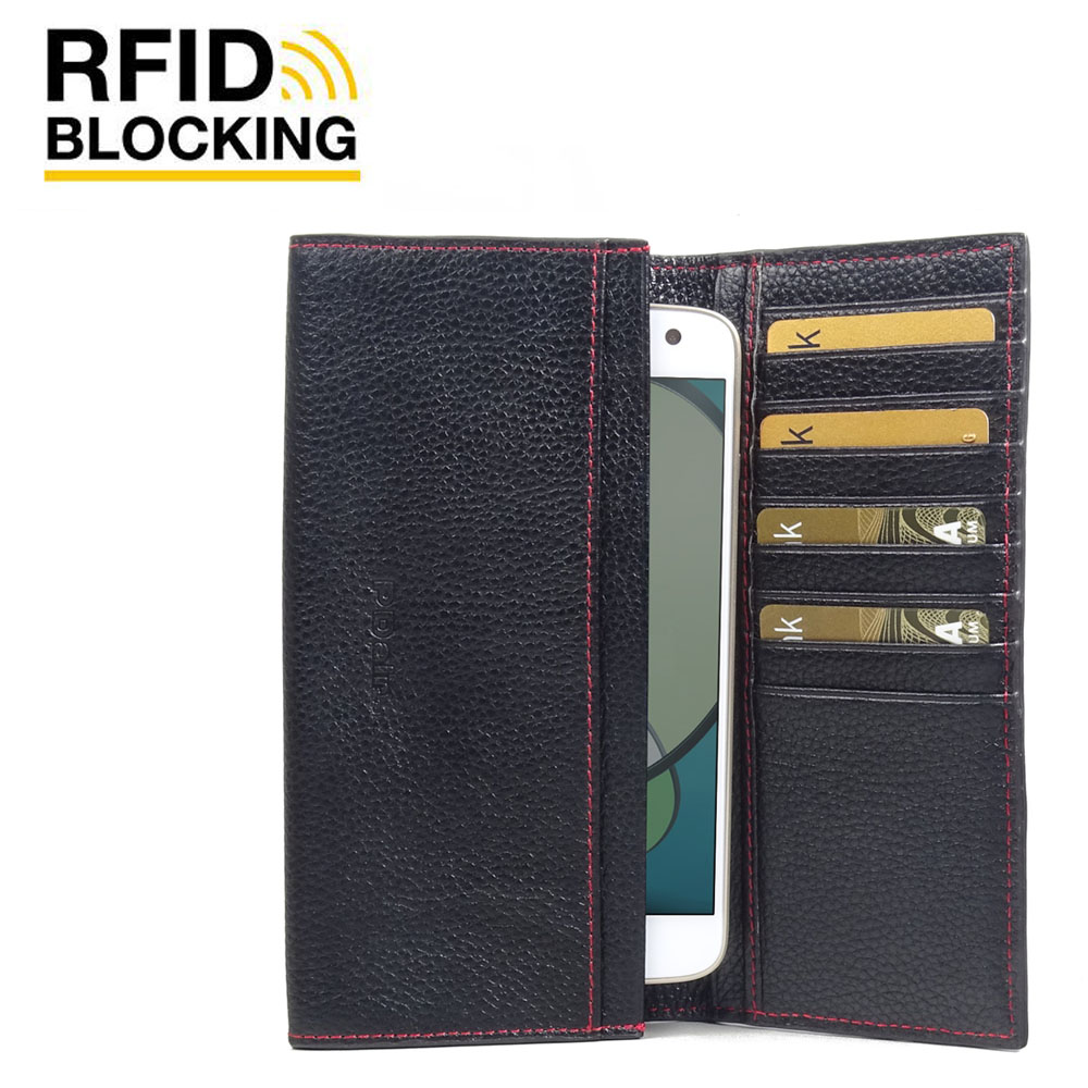10% OFF + FREE SHIPPING, Buy Best PDair Quality Handmade Protective Moto Z Play Genuine Leather Continental Sleeve Wallet (Red Stitching) online. You also can go to the customizer to create your own stylish leather case if looking for additional colors, p
