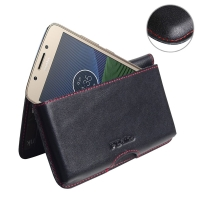 10% OFF + FREE SHIPPING, Buy Best PDair Handmade Protective Motorola Moto G5 Leather Wallet Pouch Case (Red Stitch). Pouch Sleeve Holster Wallet You also can go to the customizer to create your own stylish leather case if looking for additional colors, pa