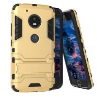 Motorola Moto G5 Plus Tough Armor Protective Case (Gold)