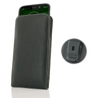 10% OFF + FREE SHIPPING, Buy the BEST PDair Handcrafted Premium Protective Carrying Motorola Moto G7 Play Pouch Case with Belt Clip. Exquisitely designed engineered for Motorola Moto G7 Play.