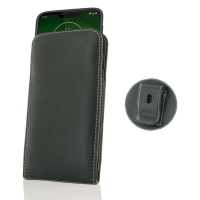 10% OFF + FREE SHIPPING, Buy the BEST PDair Handcrafted Premium Protective Carrying Motorola Moto G7 Power Pouch Case with Belt Clip. Exquisitely designed engineered for Motorola Moto G7 Power.