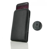 10% OFF + FREE SHIPPING, Buy the BEST PDair Handcrafted Premium Protective Carrying Motorola Moto Z2 Force Pouch Case with Belt Clip. Exquisitely designed engineered for Motorola Moto Z2 Force.