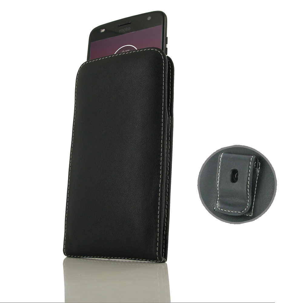 10% OFF + FREE SHIPPING, Buy Best PDair Handmade Protective Motorola Moto Z2 Play Leather Pouch Case with Belt Clip. Sleeve Pouch Holster Wallet  You also can go to the customizer to create your own stylish leather case if looking for additional colors, p