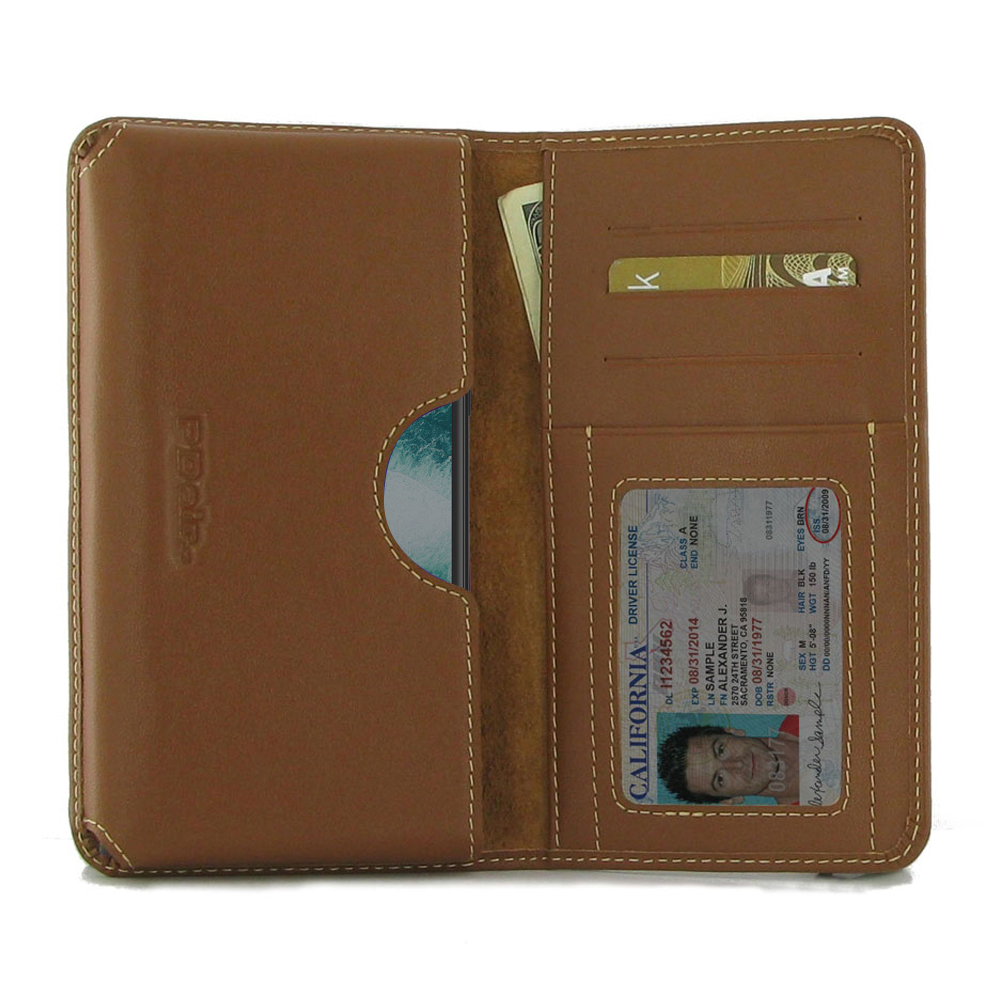 10% OFF + FREE SHIPPING, Buy the BEST PDair Handcrafted Premium Protective Carrying Motorola One | P30 Play Leather Wallet Sleeve Case (Brown). Exquisitely designed engineered for Motorola One | P30 Play.