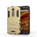 Moto X Force Tough Armor Protective Case (Gold) protective carrying case by PDair