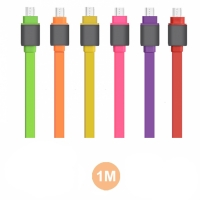 Multi-color Micro USB Charging and Data Cable