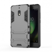 10% OFF + FREE SHIPPING, Buy the BEST PDair Premium Protective Carrying Nokia 2.1 Tough Armor Protective Case (Grey). Exquisitely designed engineered for Nokia 2.1.