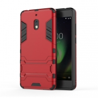 10% OFF + FREE SHIPPING, Buy the BEST PDair Premium Protective Carrying Nokia 2.1 Tough Armor Protective Case (Red). Exquisitely designed engineered for Nokia 2.1.