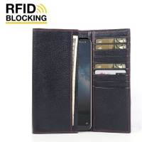 10% OFF + FREE SHIPPING, Buy the BEST PDair Handcrafted Premium Protective Carrying Fashion meets function in a beautifully complex, Nokia 2.2 Leather RFID Blocking Continental Sleeve Wallet (Red Stitching) has the timeless elegance of highlights the slen