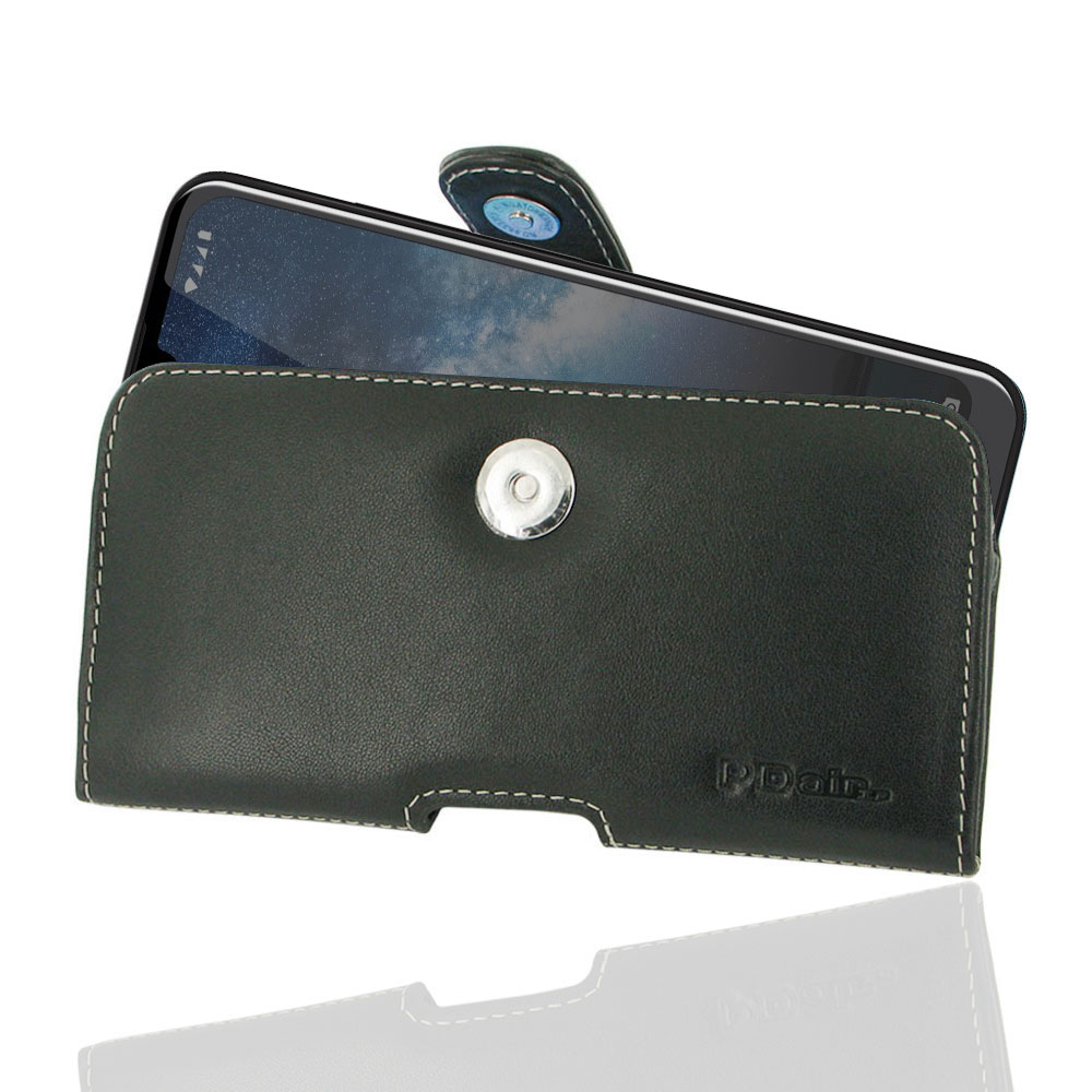 10% OFF + FREE SHIPPING, Buy the BEST PDair Handcrafted Premium Protective Carrying Nokia 2.2 Leather Holster Case is custom designed to allow you to carry your device on belt easily. You can remove your device anytime by the opening at the bottom. Tradit