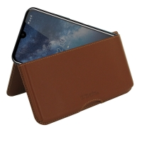 10% OFF + FREE SHIPPING, Buy the BEST PDair Handcrafted Premium Protective Carrying Nokia 2.2 Leather Wallet Pouch Case (Brown) is the most functional handmade case so far with its unique design and exquisite craftsmanship. Multi-purpose pockets provide r