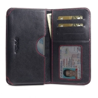 10% OFF + FREE SHIPPING, Buy the BEST PDair Handcrafted Premium Protective Carrying Nokia 3.1 A | 3.1 C Leather Wallet Sleeve Case (Red Stitch). Exquisitely designed engineered for Nokia 3.1 A | 3.1 C.