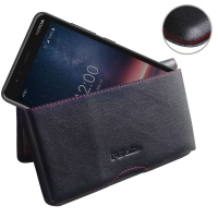 10% OFF + FREE SHIPPING, Buy the BEST PDair Handcrafted Premium Protective Carrying Nokia 2.2 Leather Wallet Pouch Case (Red Stitch). Exquisitely designed engineered for Nokia 3.1 A | 3.1 C.