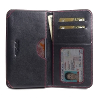 10% OFF + FREE SHIPPING, Buy the BEST PDair Handcrafted Premium Protective Carrying Nokia 3.1 Plus Leather Wallet Sleeve Case (Red Stitch). Exquisitely designed engineered for Nokia 3.1 Plus.