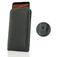 10% OFF + FREE SHIPPING, Buy the BEST PDair Handcrafted Premium Protective Carrying Nokia 3.1 Plus Pouch Case with Belt Clip. Exquisitely designed engineered for Nokia 3.1 Plus.