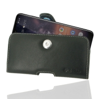 Leather Horizontal Pouch Case with Belt Clip for Nokia 3.2