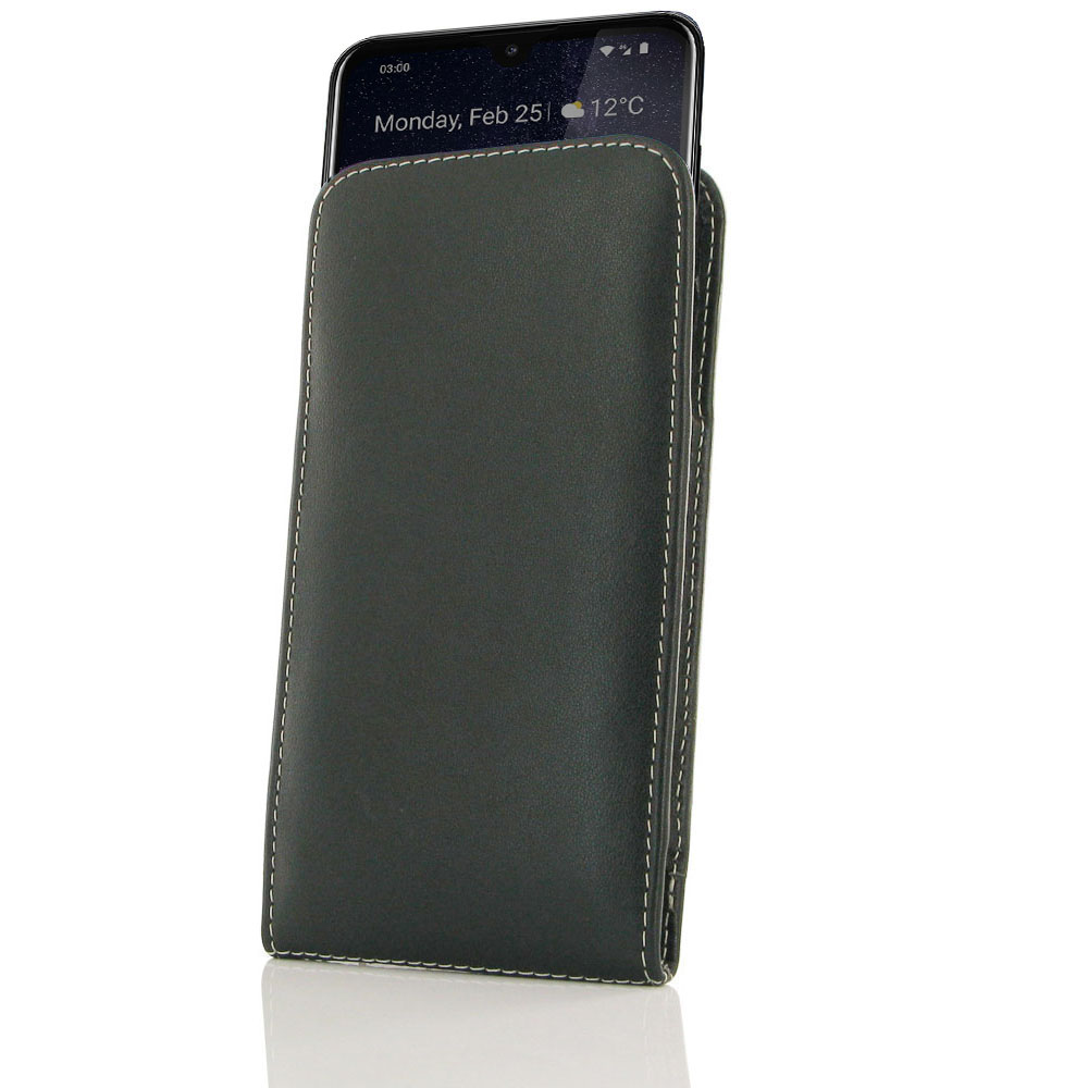 10% OFF + FREE SHIPPING, Buy the BEST PDair Handcrafted Premium Protective Carrying Nokia 3.2 Leather Sleeve Pouch Case. Exquisitely designed engineered for Nokia 3.2.