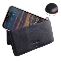 10% OFF + FREE SHIPPING, Buy the BEST PDair Handcrafted Premium Protective Carrying Nokia 4.2 Leather Wallet Pouch Case (Red Stitch). Exquisitely designed engineered for Nokia 4.2.