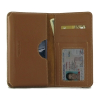 10% OFF + FREE SHIPPING, Buy the BEST PDair Handcrafted Premium Protective Carrying Nokia 5.1 Leather Wallet Sleeve Case (Brown). Exquisitely designed engineered for Nokia 5.1.