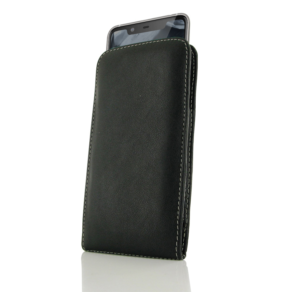 10% OFF + FREE SHIPPING, Buy the BEST PDair Handcrafted Premium Protective Carrying Nokia 5.1 Plus   X5 Leather Sleeve Pouch Case. Exquisitely designed engineered for Nokia 5.1 Plus   X5.