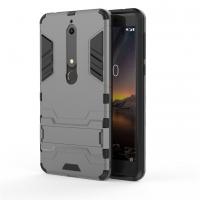 10% OFF + FREE SHIPPING, Buy the BEST PDair Premium Protective Carrying Nokia 6.1 Tough Armor Protective Case (Grey). Exquisitely designed engineered for Nokia 6.1.