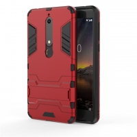 10% OFF + FREE SHIPPING, Buy the BEST PDair Premium Protective Carrying Nokia 6.1 Tough Armor Protective Case (Red). Exquisitely designed engineered for Nokia 6.1.
