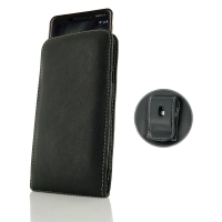 10% OFF + FREE SHIPPING, Buy the BEST PDair Handcrafted Premium Protective Carrying Nokia 6.1 Pouch Case with Belt Clip. Exquisitely designed engineered for Nokia 6.1.