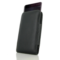 Leather Vertical Pouch Case for Nokia 6 (2018)