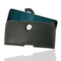 Leather Horizontal Pouch Case with Belt Clip for Nokia 6.2