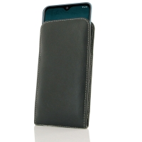 Leather Vertical Pouch Case for Nokia 6.2