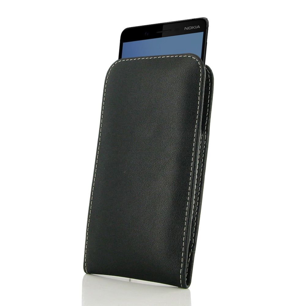 10% OFF + FREE SHIPPING, Buy the BEST PDair Handcrafted Premium Protective Carrying Nokia 7 Leather Sleeve Pouch Case. Exquisitely designed engineered for Nokia 7.