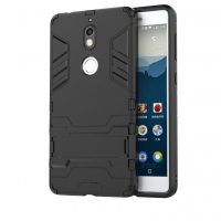 Nokia 7 Tough Armor Protective Case (Black)