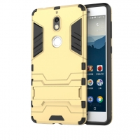 Nokia 7 Tough Armor Protective Case (Gold)