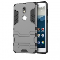 Nokia 7 Tough Armor Protective Case (Grey)