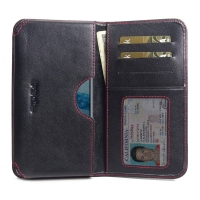 10% OFF + FREE SHIPPING, Buy the BEST PDair Handcrafted Premium Protective Carrying Nokia 7.1 Leather Wallet Sleeve Case (Red Stitch). Exquisitely designed engineered for Nokia 7.1.