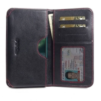 10% OFF + FREE SHIPPING, Buy the BEST PDair Handcrafted Premium Protective Carrying Nokia 7.2 Leather Wallet Sleeve Case (Red Stitch). Exquisitely designed engineered for Nokia 7.2.