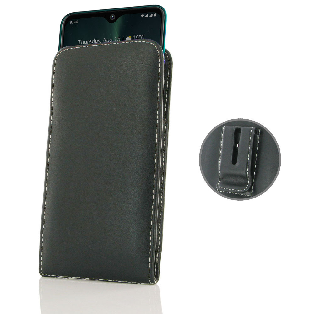 10% OFF + FREE SHIPPING, Buy the BEST PDair Handcrafted Premium Protective Carrying Nokia 7.2 Pouch Case with Belt Clip. Exquisitely designed engineered for Nokia 7.2.