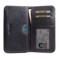 10% OFF + FREE SHIPPING, Buy the BEST PDair Handcrafted Premium Protective Carrying Nokia 8.1 | X7 Leather Wallet Sleeve Case (Red Stitch). Exquisitely designed engineered for Nokia 8.1 | X7.